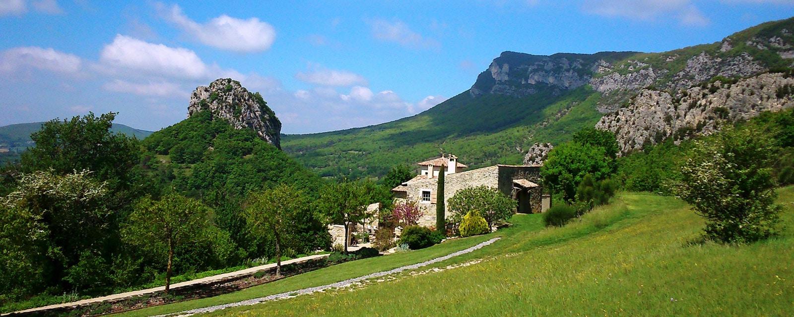Maison hotes provencal Saou
