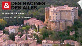 La Drôme et la forêt de Saoû dans Des Racines et des Ailes