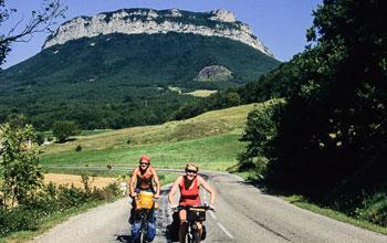 Balade en Vélo dans la Drôme
