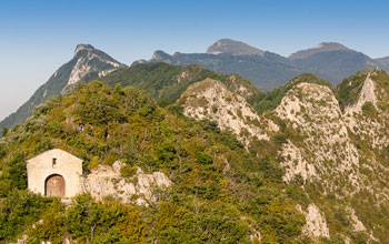 Randonnée dans la Drôme