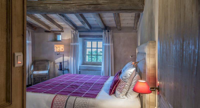 chambre d'hote drome Domaine du Roc Petite Suite