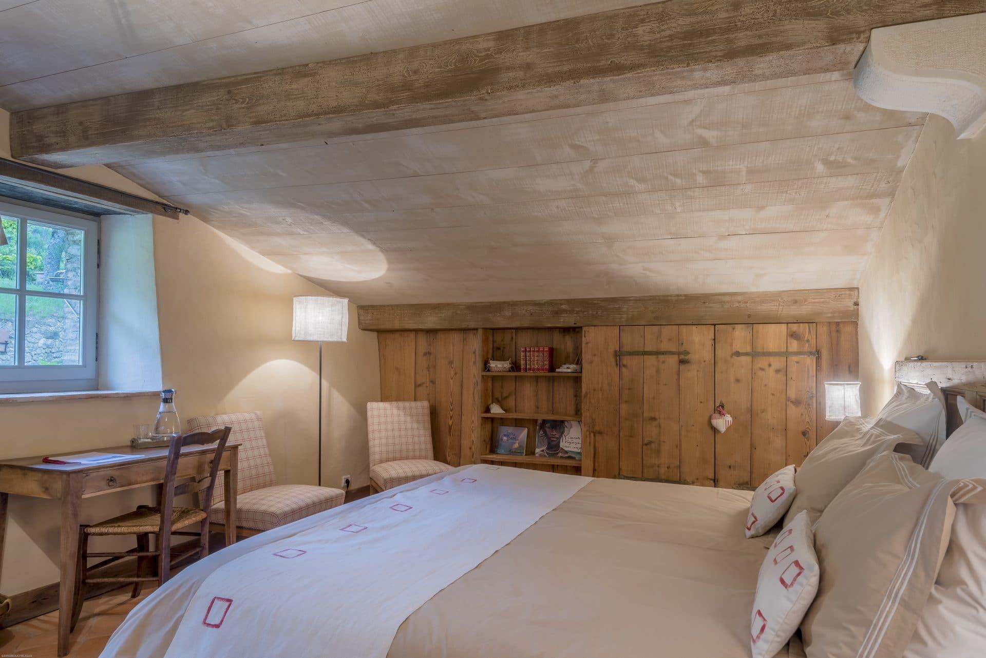 Chambre d'hôte drôme bnb Domaine du Roc La Feniere