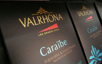 Chocolat de Valrhona