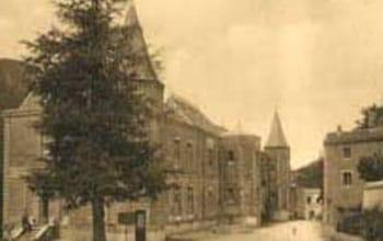 Le village de Saou dans la Drôme