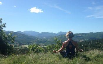séance bien-être et yoga