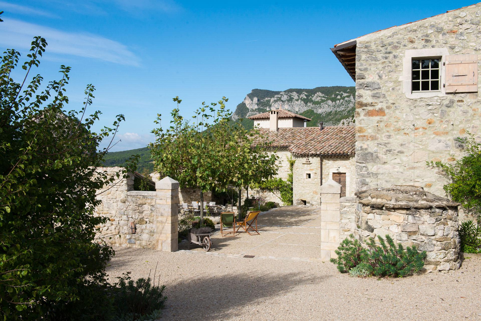 Maison d'hôtes de charme en Drôme Provençale