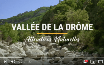 maison d'hote drome Domaine du Roc Vallée Drome
